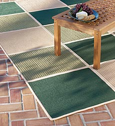 Braided Area Rug Icon, Colorful Outdoor Carpets ...